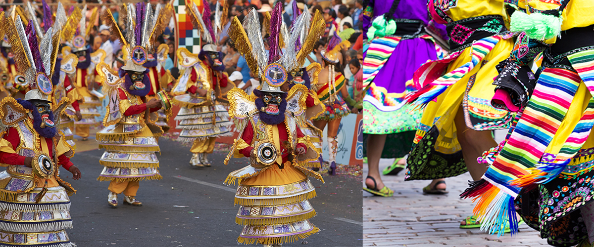 Mexicaanse Parade act